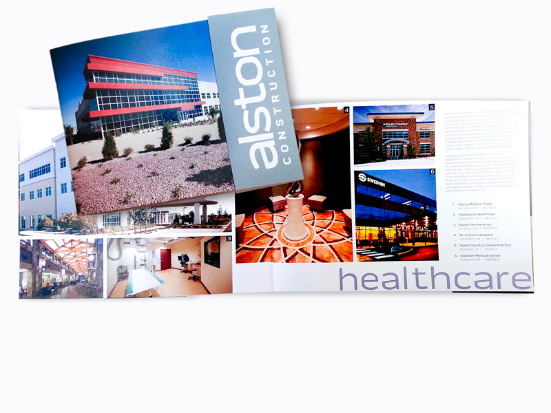 Alston Brochure » BauerHaus Creative » A hybrid marketing